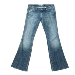 """7 for all mankind """"the Lexie petite"""" Size 29"""